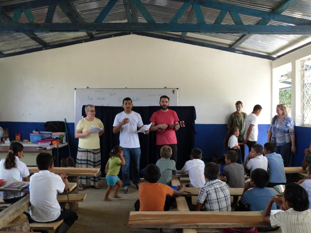 Nicaragua Mission Trip 2016 - 2016-03-04 20.56.57 (Karen G.)