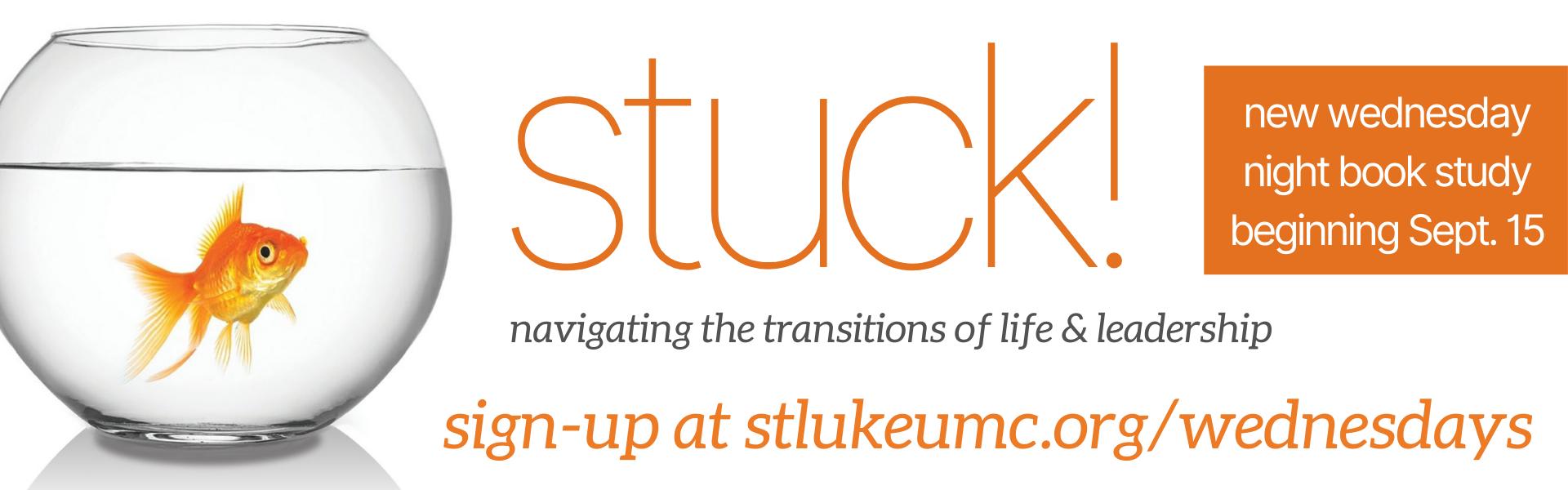 Stuck horitzontal