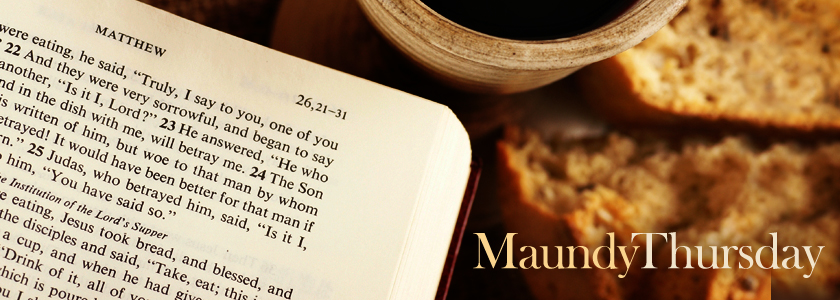 Maundy thursday service st luke united methodist church m4hsunfo